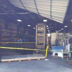 Garage Door Repair Tulsa Commercial Garage Door Off Track