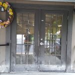 Garage Door Repair Tulsa Double Wood Doors Before