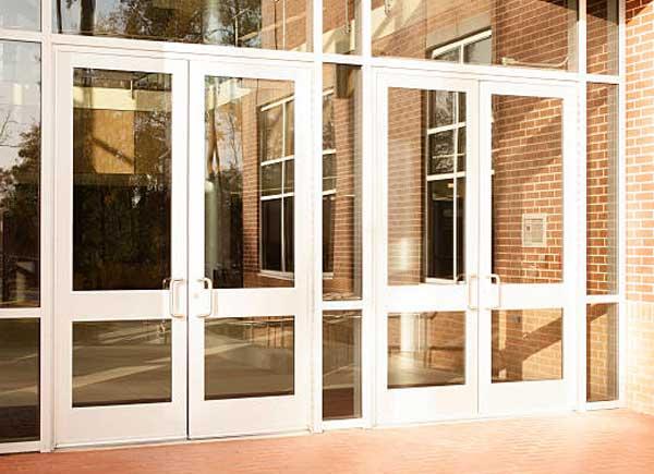 Hollow Metal Door Storefront Door Repair Tulsa Oklahoma